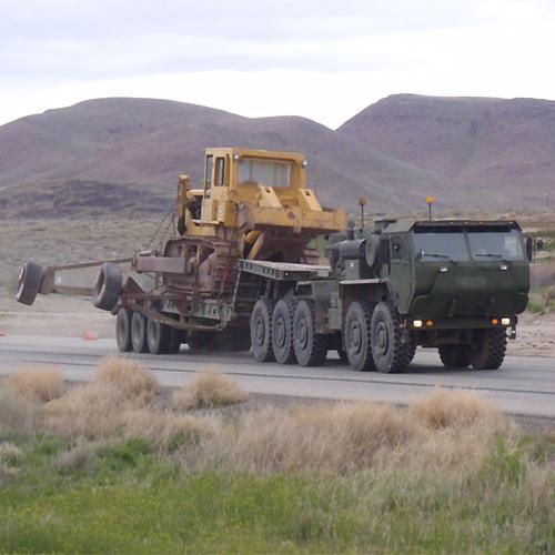 Full Vehicle Performance Testing Nevada