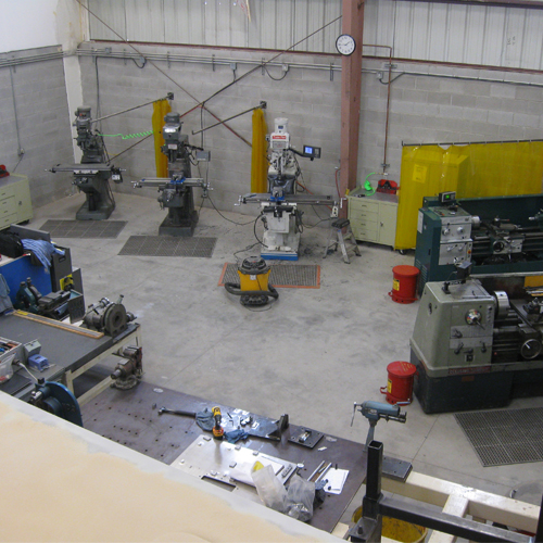 State-Of-The-Art Fabrication Facility At Our Silver Springs Nevada Location